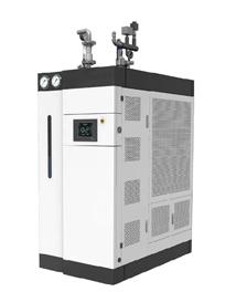 卓益f超低氮立式免检蒸汽发生器